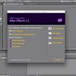 Adobe After Effects verze