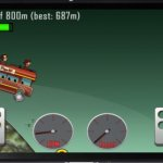 Hill Climb Racing autobus