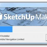 Sketchup make instalace
