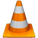 VLC media player Android logo
