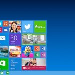Windows 10 plocha