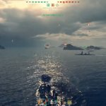 World of Warships ukázka ze hry